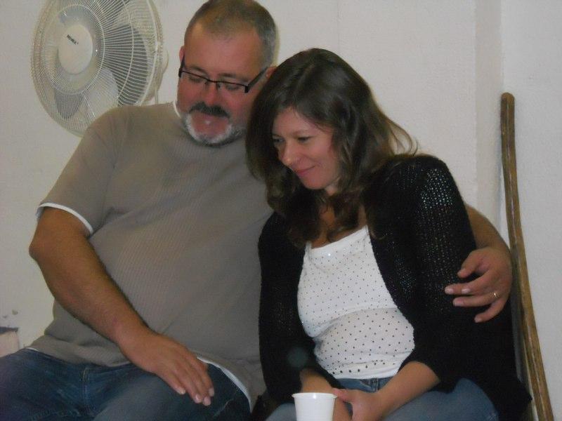 José et son épouse, Maïté